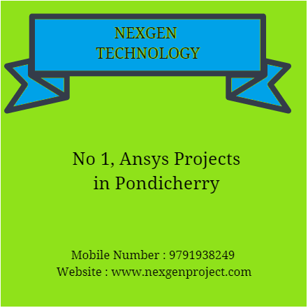 Ansys Projects